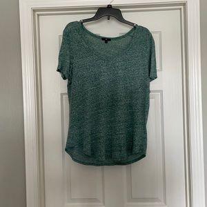 Gap Green heathered T-shirt